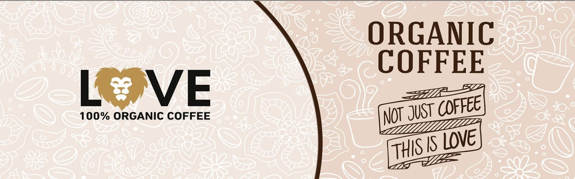 Love Fairtrade Koffie
