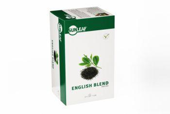 Sunleaf English Blend Tea 20 stuks