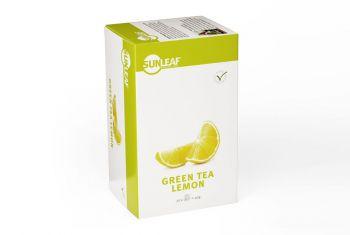 Sunleaf Green tea Lemon 20 stuks