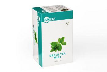 Sunleaf Green Tea Mint 20 stuks