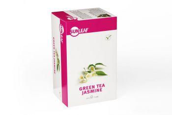 Sunleaf Green Tea Jasmine 20 stuks
