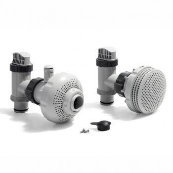 Intex in- en uitlaat set zandfilterpomp Ø 38 mm