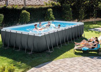 intex zwembad ultra XTR frame 732 x 366 x 132 cm