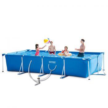 Intex zwembad Klein Frame 450 x 220 x 84 cm met filterpomp
