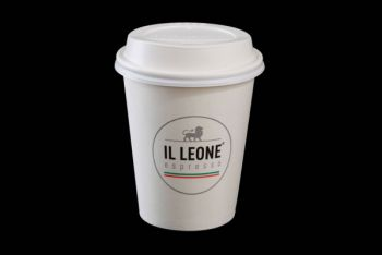 Take Away cup 230 cc IL Leone