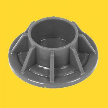 Voetje grijs 32 mm Sirocco hout 360, 450 en 540