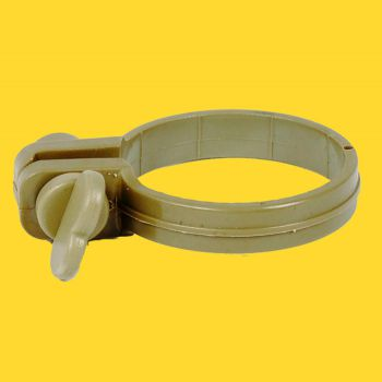 Slangenklem 32 mm universeel filterpomp