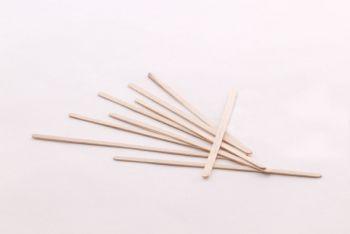 houten roerstaafjes 14 cm