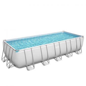 Bestway Power Steel zwembad 640 x 274 x 132 cm met zandfilterpomp