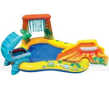Dinosaurus zwembad speelcentrum
