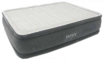 Intex Comfort Plush Elevated - tweepersoons