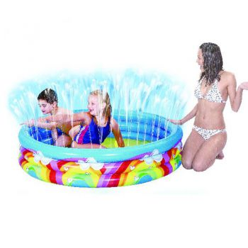 Spraypool kinderzwembad