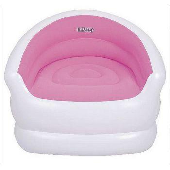Kilong Lounge stoel easigo color splash stoel roze