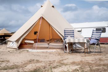 Libra Bell Tent 400
