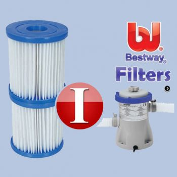 Bestway filter Type 1 zwembadpomp