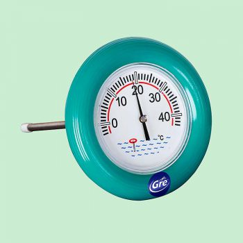 Boei thermometer drijvend