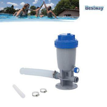 bestway zwembad chloordispenser