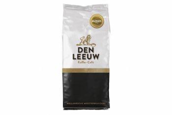 den leeuw koffiebonen blond