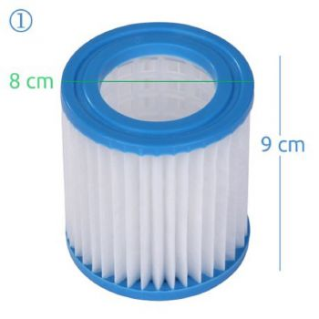jilong filter type 1