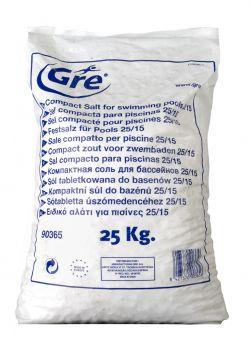 zwembad zout 25 kilo Gre