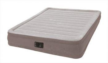 Intex Comfort Plush luchtbed (halfhoog) - tweepersoons