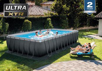 Intex Zwembad Ultra XTR Frame 975 x 488 x 132 cm