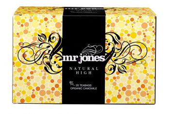 Mr Jones Natural High Kamille Thee