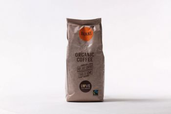 love organic fair trade coffee beans