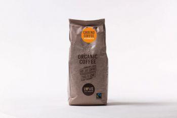 love organic fair trade filter koffie