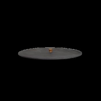 Ofyr deksel zwart 100 cm
