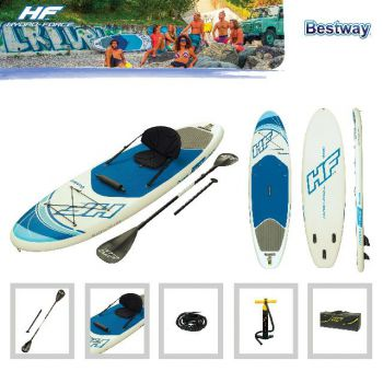 hydro-force sup board