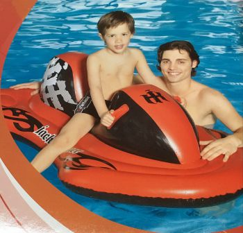 Kinder Motorboot Swim Rider