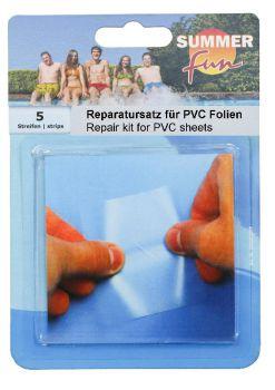 pvc reparatie plakkers zwembad en opblaasartikelen