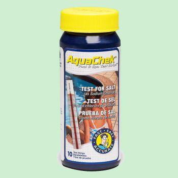 Test voor zout water
