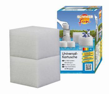 Universeel Zwembad Cartridgefilter
